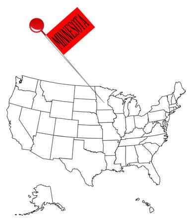 Map Of Minnesota Usa Scouts Who We AreAtlas Of - Minnesota map usa