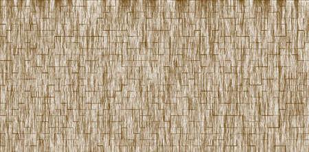 A background of fibre style tiles segmented Stock Photo