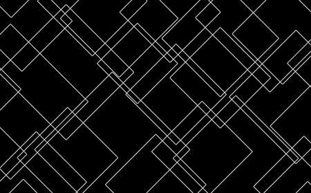 A background of faded oblong and squares outline overlapping each other