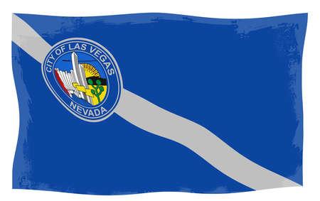 City of Las Vegas flag