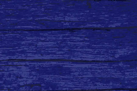 Driftwood timber background with a blue paint overlay