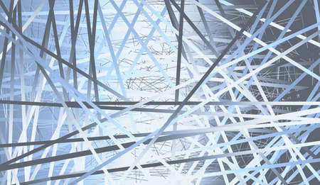 A pale cold blue background over a dark backdrop Ilustrace