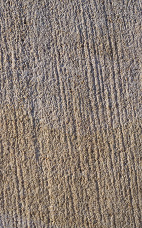 stria: Fragment of rock sunlit. Natural texture. Stock Photo