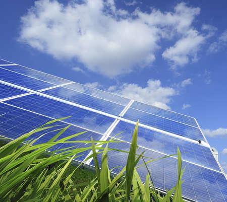 Eco power using renewable solar energy