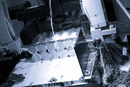 CNC machine at work  Stock Photo - 20618901