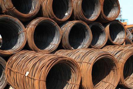 strenghten: Steel Iron warehouse