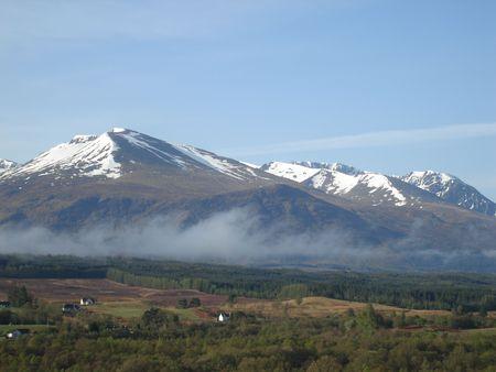 Aonach Mor Mist