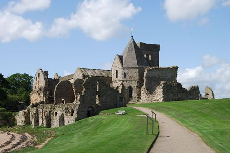 abbey: Inchcolm Abbey