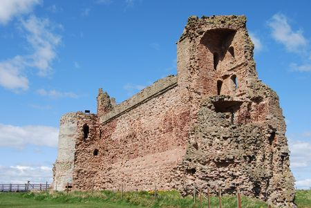 Ruins Of Tantallon photo
