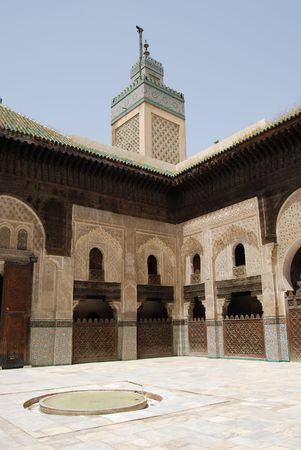 minaret: Towering Minaret