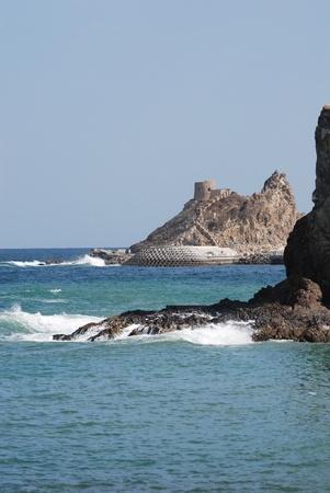 Muscat Rocks
