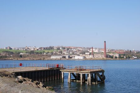 Inverkeithing Bay Stock Photo - 13042137