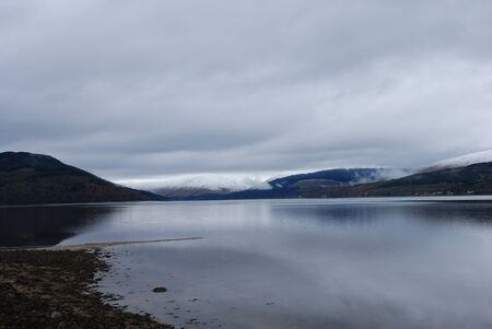Loch Fyne Stock Photo - 13292084