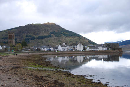 View Toward Inverary photo