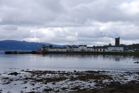 View of Inverary photo