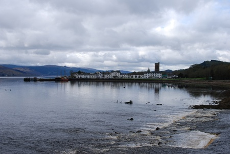 Inverary, Scotland photo