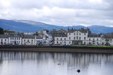 Inverary Waterfront Stock Photo - 13292127