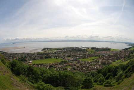 View of Burntisland photo