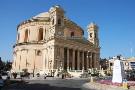 Church in Mosta