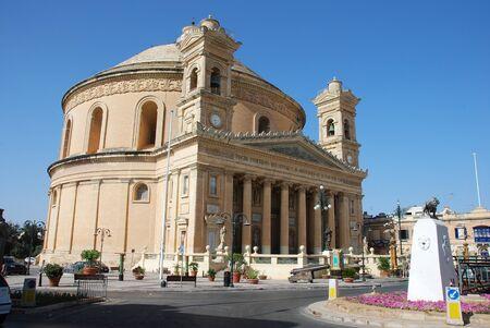 Church in Mosta
