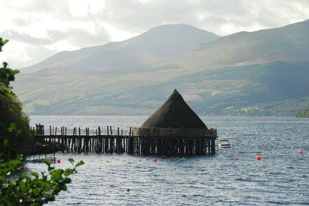 tay: Crannog Centre Loch Tay