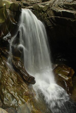 Bruar Falls photo