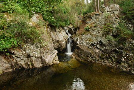 Perthshire Pond photo