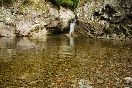 Pool Near Bruar Falls