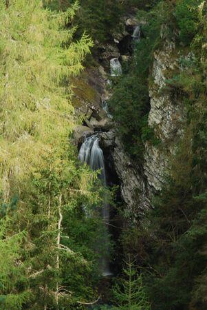 Upper Falls of Bruar photo