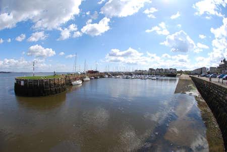tay: Harbour at Tayport