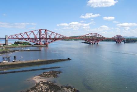 forth: Rail Bridge over Forth