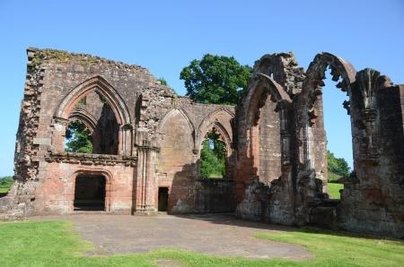 collegiate: Ruins of Lincluden Collegiate Church