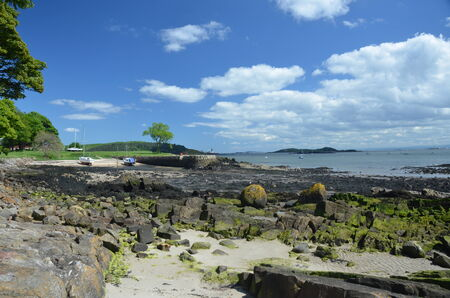 View from Dalgety Bay photo