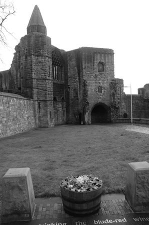 the abbey: Abbey Stock Photo