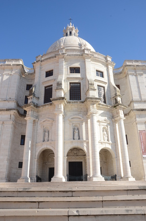 basilica: Lisbon Basilica