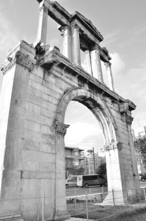 hadrian: Arch of Hadrian