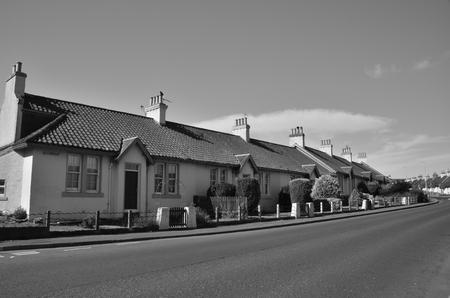 stepped: Main Street, Coaltown of Wemyss