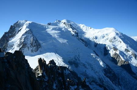blanc: Mont Blanc Summit