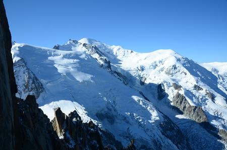 blanc: Mont Blanc Snowfield