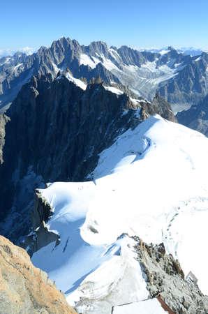 crevasse: Mountain Ridge