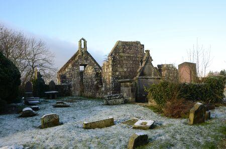 church ruins: Old Church Ruins