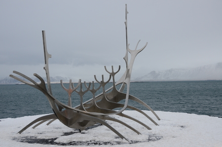 voyager: Snow at Sun Voyager