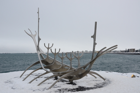 voyager: Sun Voyager in Winter