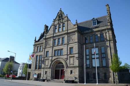 townhall: Alloa Town Hall
