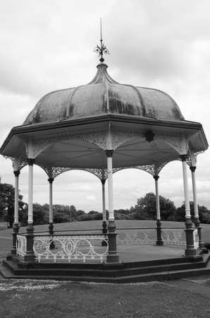 bandstand: View of Bandstand