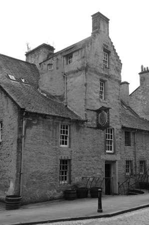 abbott: View of Abbott House