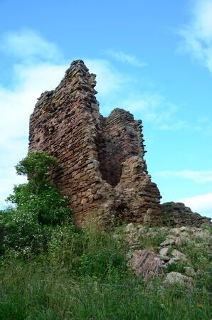 Seafield Tower Ruins