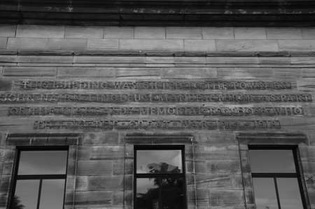 etched: Library