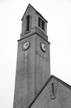 parish: View of Clock Tower