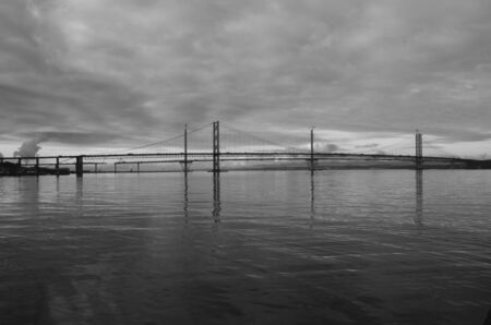 forth: View of Forth Bridges